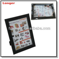High end leather photo frame picture frame certification frames LG5053