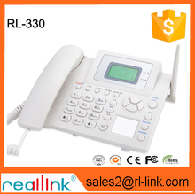 Reallink Wireless GSM telephone for old people with 8 button dial , telephone with sim card for old peopleT2