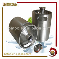 2L growler beer container with factory price