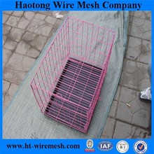 Low carbon steel welded wire mesh dog cage