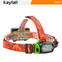 USB rechargeable motion sensor led headlamp coon hunting light