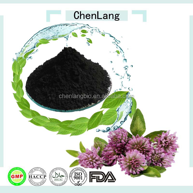 Alibaba Online Shopping The Factory Direct Sale Pure Natural Red Clover Extract