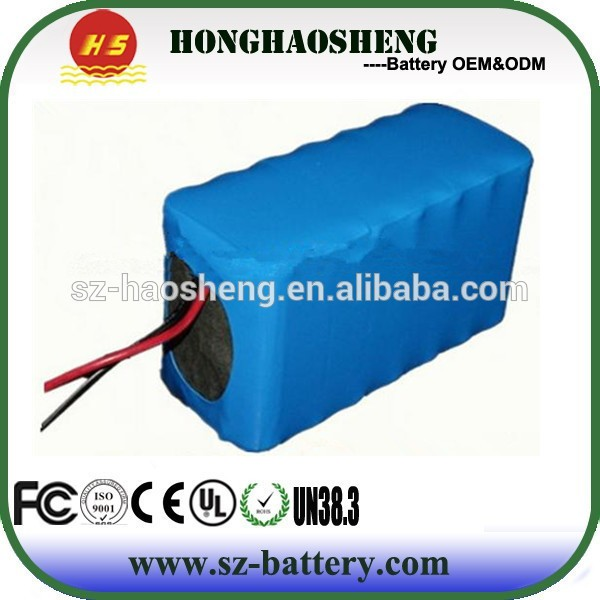 High power and discharge rechargeable 18650 lithuim battery 72v 60ah for electric motorcycle