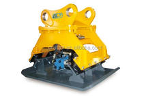 Vertical vibration compaction tamper rammer VC60S high strength for bridge culvert
