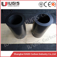 Hot sale isostatic graphite crucible for melting factory price