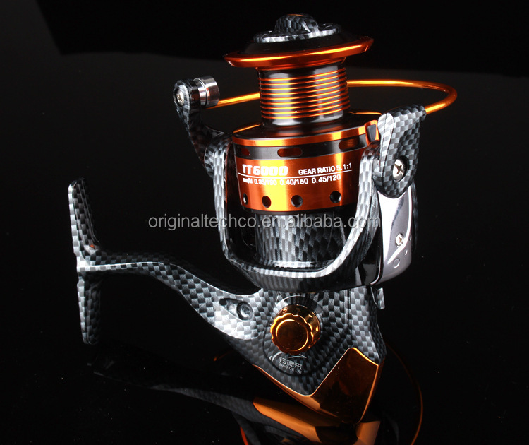 Chinese New Coming Cheapest Metal Ball Knob 12+1BB Spinning Fishing Reel