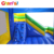 Sport Theme inflatable moonwalk bounce house slide combo for sale