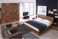 2017 latest bed designs,wooden bed designs,children bed designs used E1 MDF board and metal parts to be finished