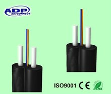 fiber optic cable per meter price ftth fiber to the home china GJXFH