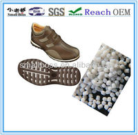 tpr material of good elasticity for shoes sole