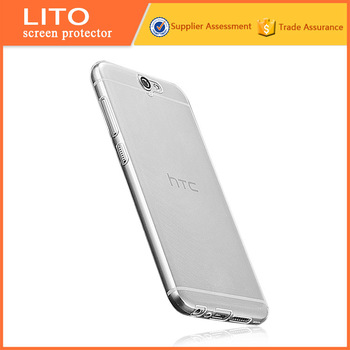 Ultra Thin Transparent TPU Soft Shockproof Mobile Phone Cover Case For HTC One A9