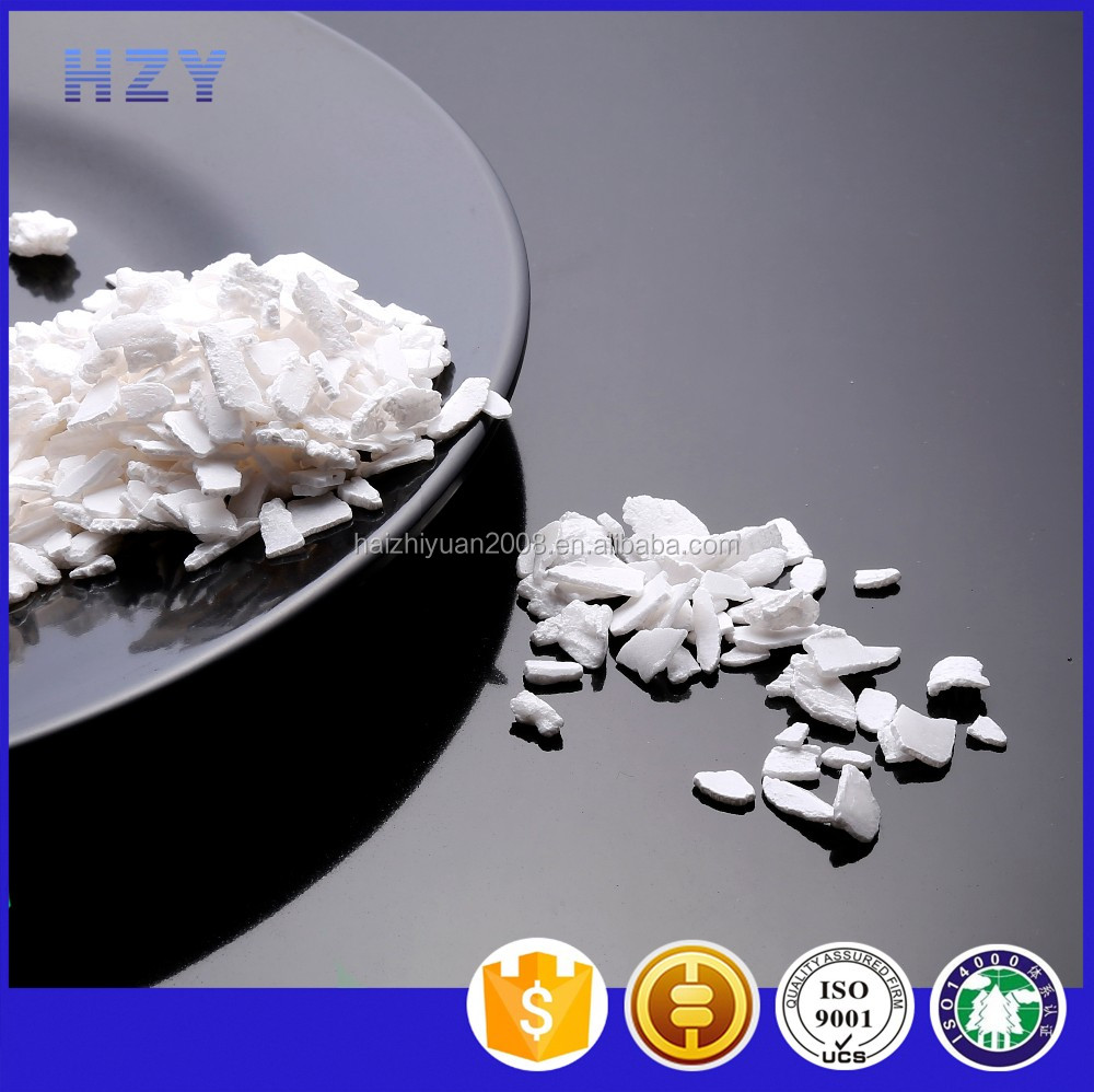 Snow and Ice Melting Calcium Chloride 25KG packing