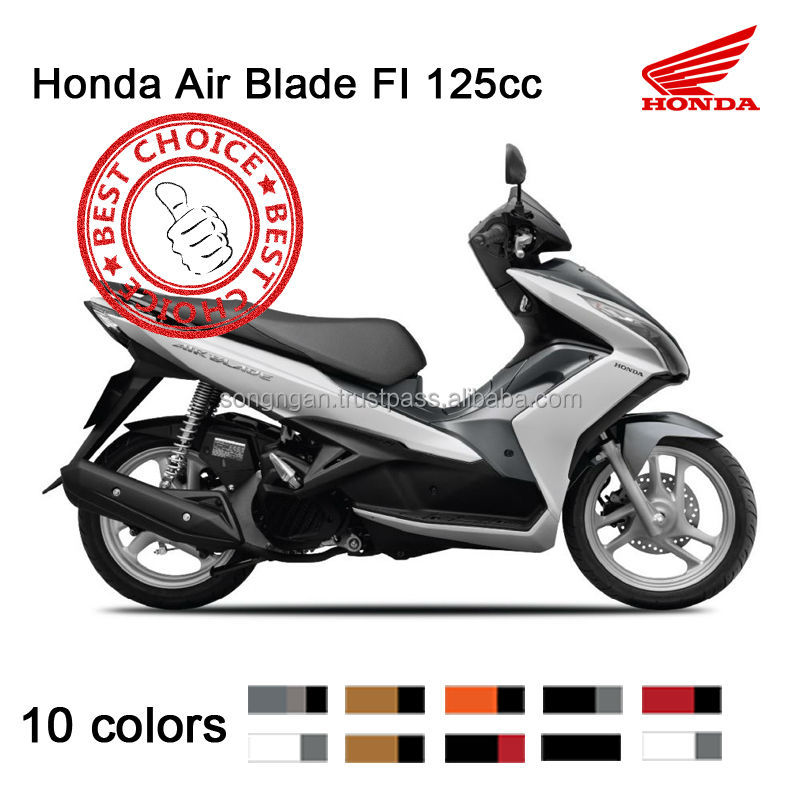 Motorcycle Air Blade FI 125cc (scooter) MOTORCYCLE