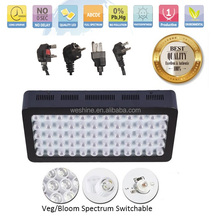 Newest Veg Bloom Switchable LED Grow Light 300w 600w 800w 1000w with no noise fan replace used hps lighting