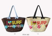 2012 FASHION STRAW BAG FOR WOMEN