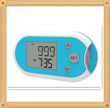 YD8235 fancy super mini pedometer for promotion