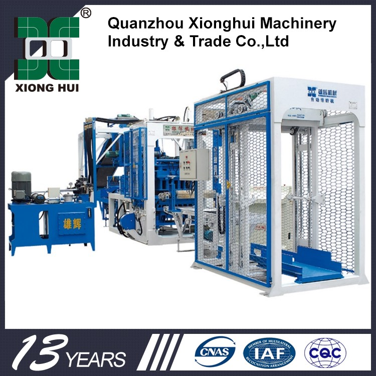 Cheap Price Production Line Portable Brick Making Machine