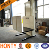 hydraulic lifts for disabled people/power outdoor wheelchair lift