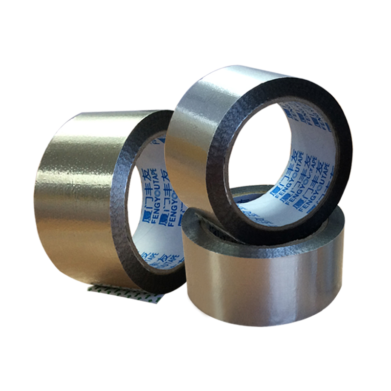 Good Quality Sliver Aluminum Foil Butyl Rubber Tape