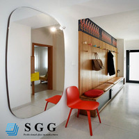 High quality modern large mirrors for decoration