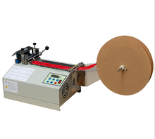 Leather Belt Strap Magic tape Cutting Machine for shape cutting with CE