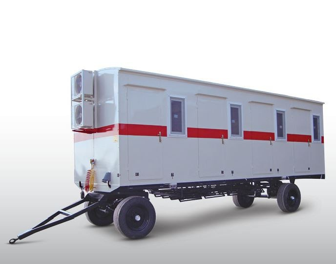 Mobile Container Caravan Container