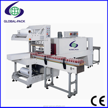 GPL-6030+GPS-6040 Automatic Side Sealing and Shrinking Machine