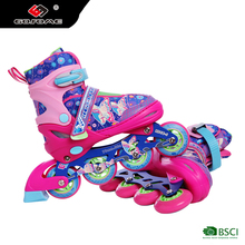 GOSOME GX-1606 inline skating roller blading four wheel skates shoes for children roller skates