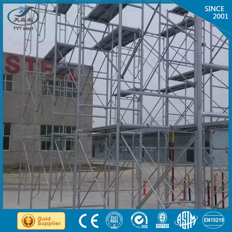 scaffold narrow frames ladder scaffold metal ladder scaffolding frame
