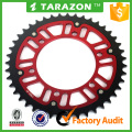CNC Machining aluminum alloy motorcycle sprocket for KTM