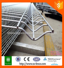 China Supplier powder coating 3d wire mesh panel