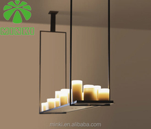 Cheap Wholesale high quality shadow and light candles