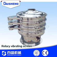 China Xinxiang Carbon Steel Vibratory Sifter/Flour Rotary Sifter Screen Machine