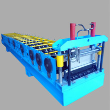 new design popular clip lock profile roll forming machine/structural standing seam roof panel roll forming