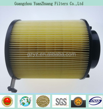 active carbon air filter paper roll 8K0133843 air filter air filter gas turbine air filter