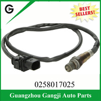 For SONDE LAMBDA VOLKSWAGEN Replacement Automobile Bosch 5 Wire O2 Oxygen Sensor 0258017025 For Car