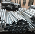 hot dip galvanized steel pole conical tapered overhead line transmission steel pole