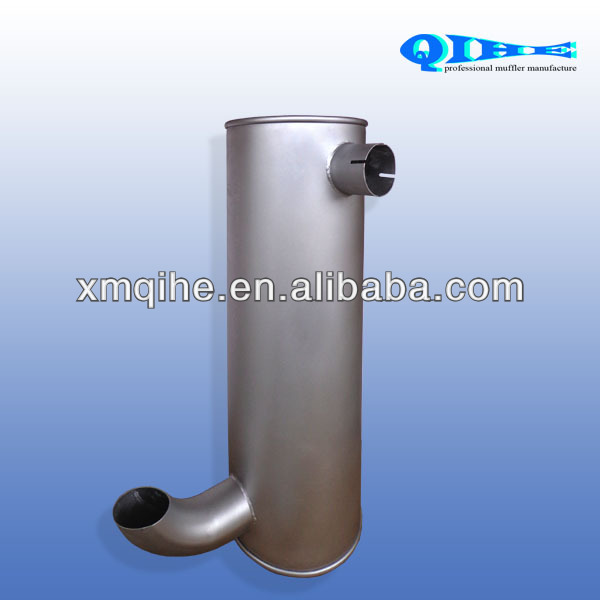 car resonator exhaust muffler