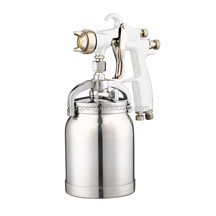 New Products Air Powered High Quality RONGPENG Spray Gun Car Painting