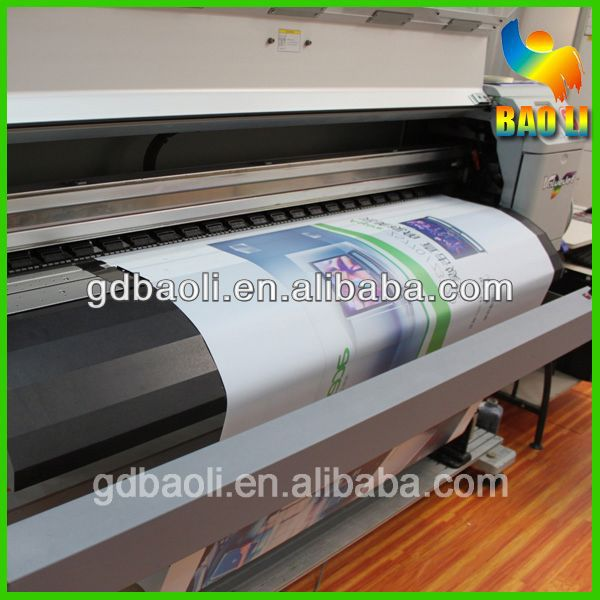 Advertising poster printing service