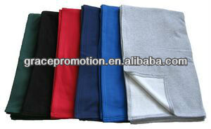 Sweatshirt Fleece Blanket 50x60 Overseas