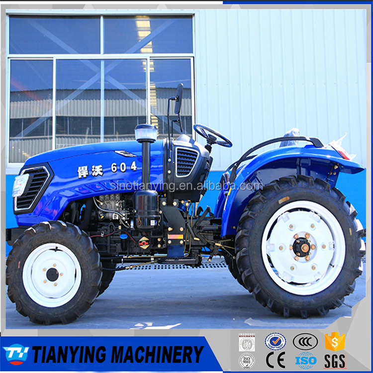 Brand New 4x4 4WD 60HP Agricultural Farming Tractor Price for sale