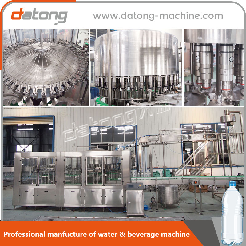 High quality machine grade monoblock drinking water filling line for wholesales