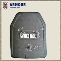 NIJ IV Hard armor Ceramic Stand Alone ballistic panel