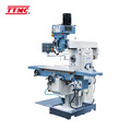 X6336 TTMC Vertical and Horizontal Turret Milling Machine TTMC CE Milling Machines