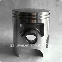 DT125 motorcycle spare parts piston