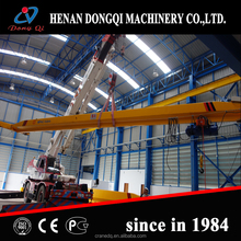 OEM Workshop single Girder European Type Bridge/Overhead Crane For Sale