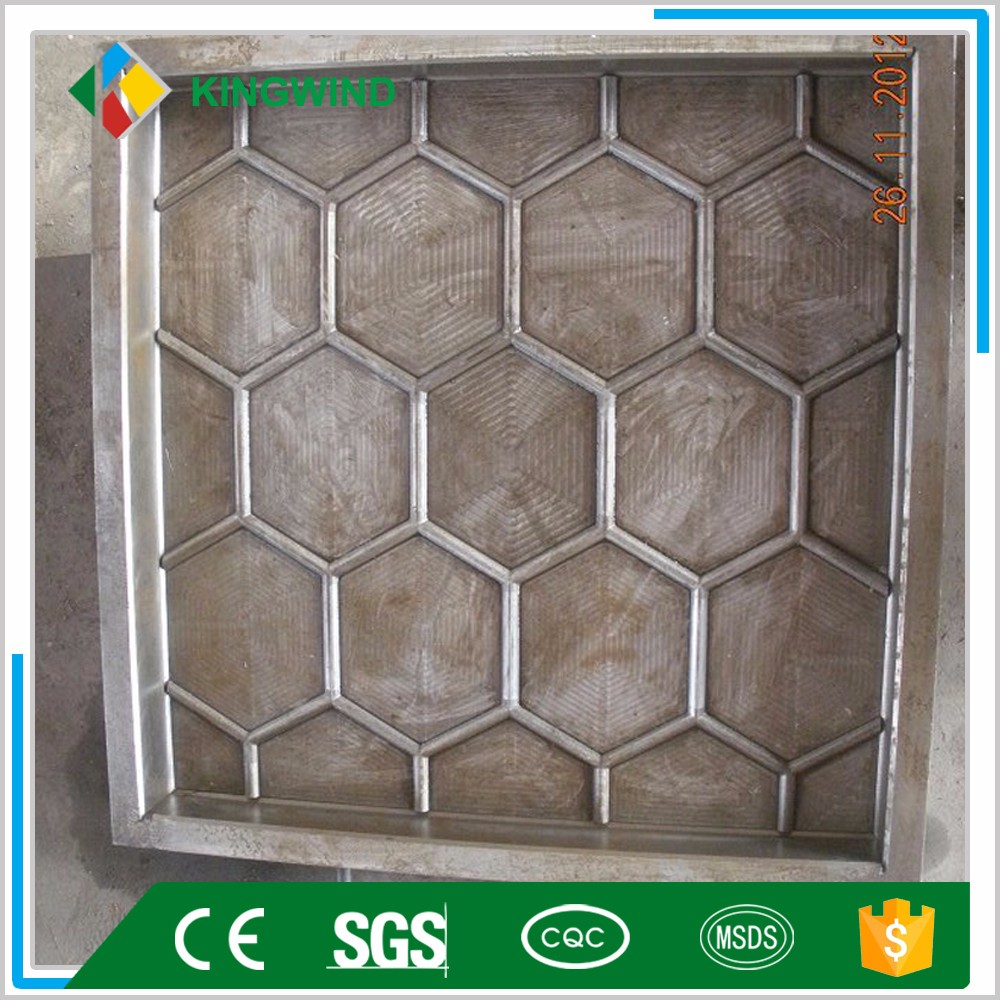 rubber tile /rubber floor /rubber paver mould
