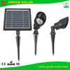 Outdoor Landscape Solar Light Garden with Set of 2