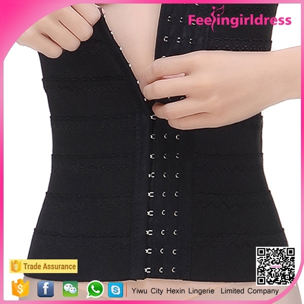 Hot Selling M~XXL Gym Work Out Girdle Body Shaper by Sports Club Corset